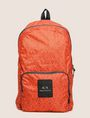 ARMANI EXCHANGE NYLON TESSELLATED LOGO BACKPACK Backpack Man f