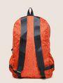 ARMANI EXCHANGE NYLON TESSELLATED LOGO BACKPACK Backpack Man r