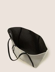 ARMANI EXCHANGE MESH PERFORATED TOTE Tote bag [*** pickupInStoreShipping_info ***] d