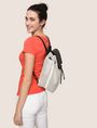 ARMANI EXCHANGE MESH PERFORATED BACKPACK Backpack Woman e