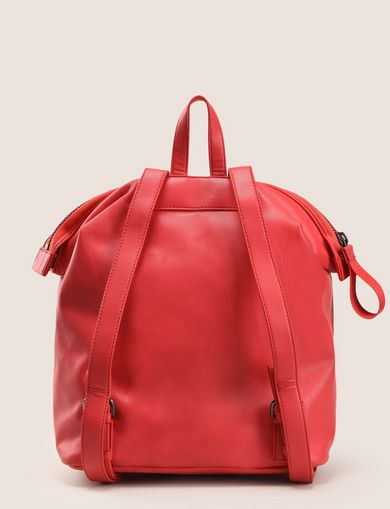SLOUCHY ZIP-TOP BACKPACK