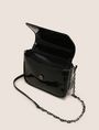 ARMANI EXCHANGE PATENT-EFFECT FAUX-LEATHER CROSSBODY Crossbody bag Woman d