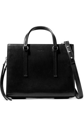 RICK OWENS Edith leather shoulder bag