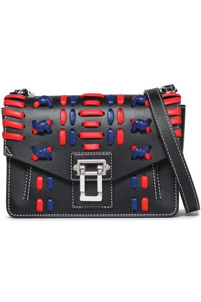PROENZA SCHOULER Hava whipstitched leather shoulder bag