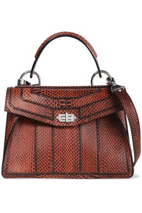 PROENZA SCHOULER Hava elaphe shoulder bag
