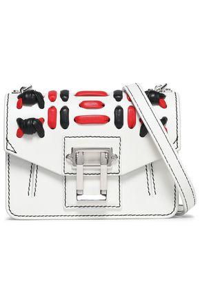 PROENZA SCHOULER Hava whipstitched leather shoulder bag