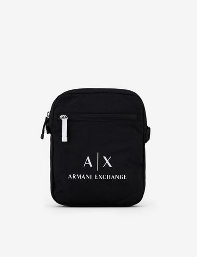 49f6dea386cc Armani Exchange Men s Bags - Backpacks