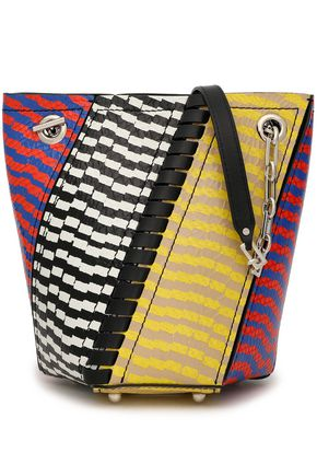 PROENZA SCHOULER Chain-trimmed ayers bucket bag