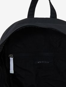 ARMANI EXCHANGE CLASSIC LOGO BACKPACK Backpack Man a