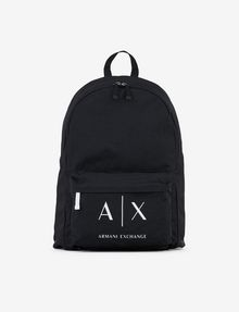 ARMANI EXCHANGE CLASSIC LOGO BACKPACK Backpack Man f