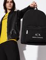 ARMANI EXCHANGE CLASSIC LOGO BACKPACK Backpack Man r