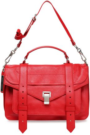 PROENZA SCHOULER Neon leather tote