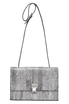 The Lunch Bag Elaphe Clutch by Proenza Schouler