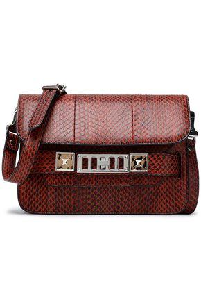 PROENZA SCHOULER PS11 embellished elaphe shoulder bag