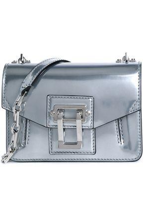 PROENZA SCHOULER Hava mirrored-leather shoulder bag