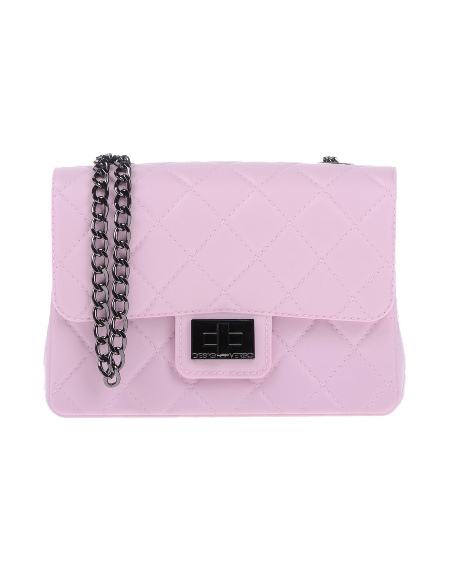 DESIGNINVERSO Cross-Body Bags in Pink