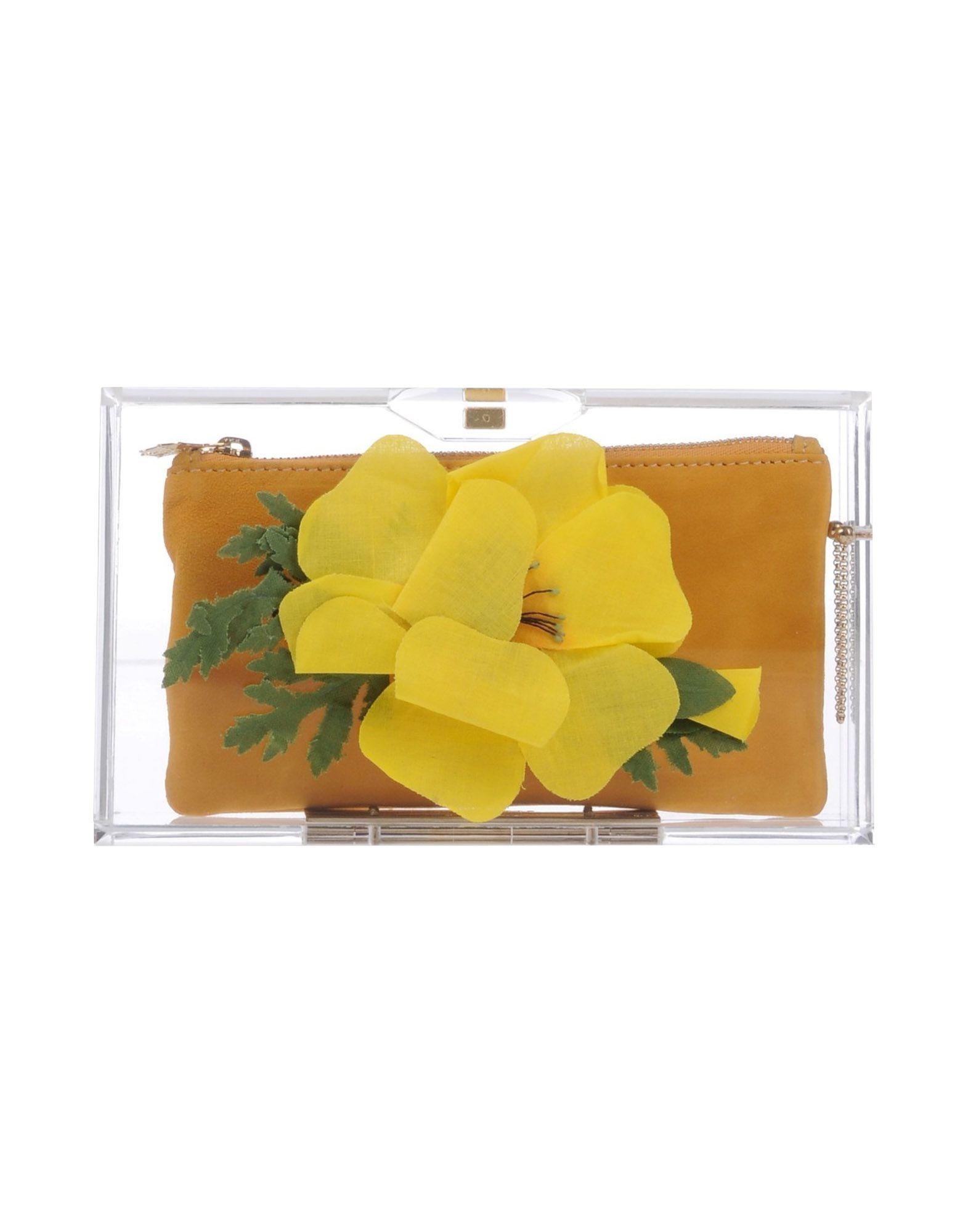 CHARLOTTE OLYMPIA Сумка на руку charlotte olympia клатч floral pandora