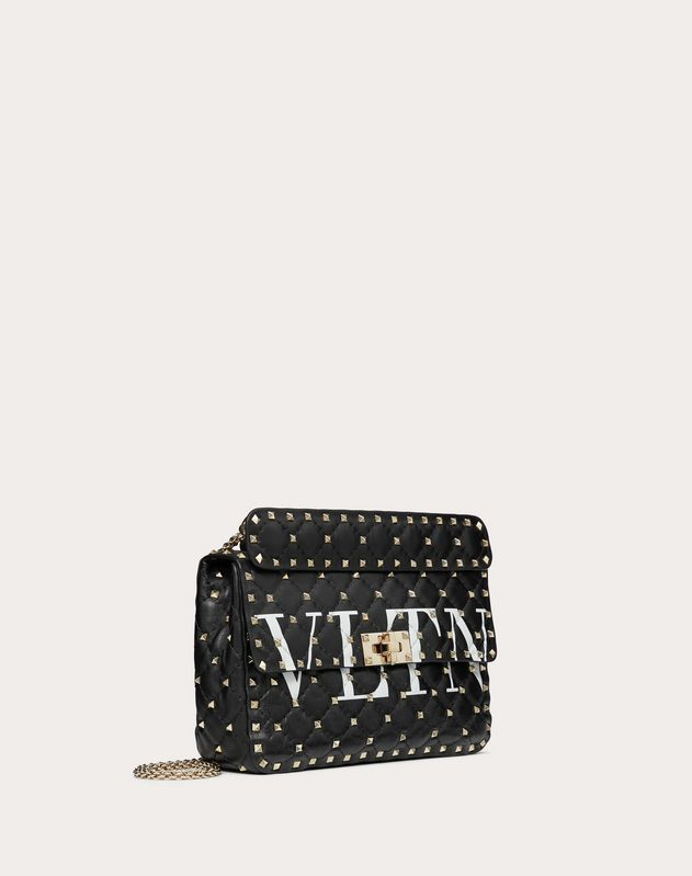 Medium VLTN Spike Bag