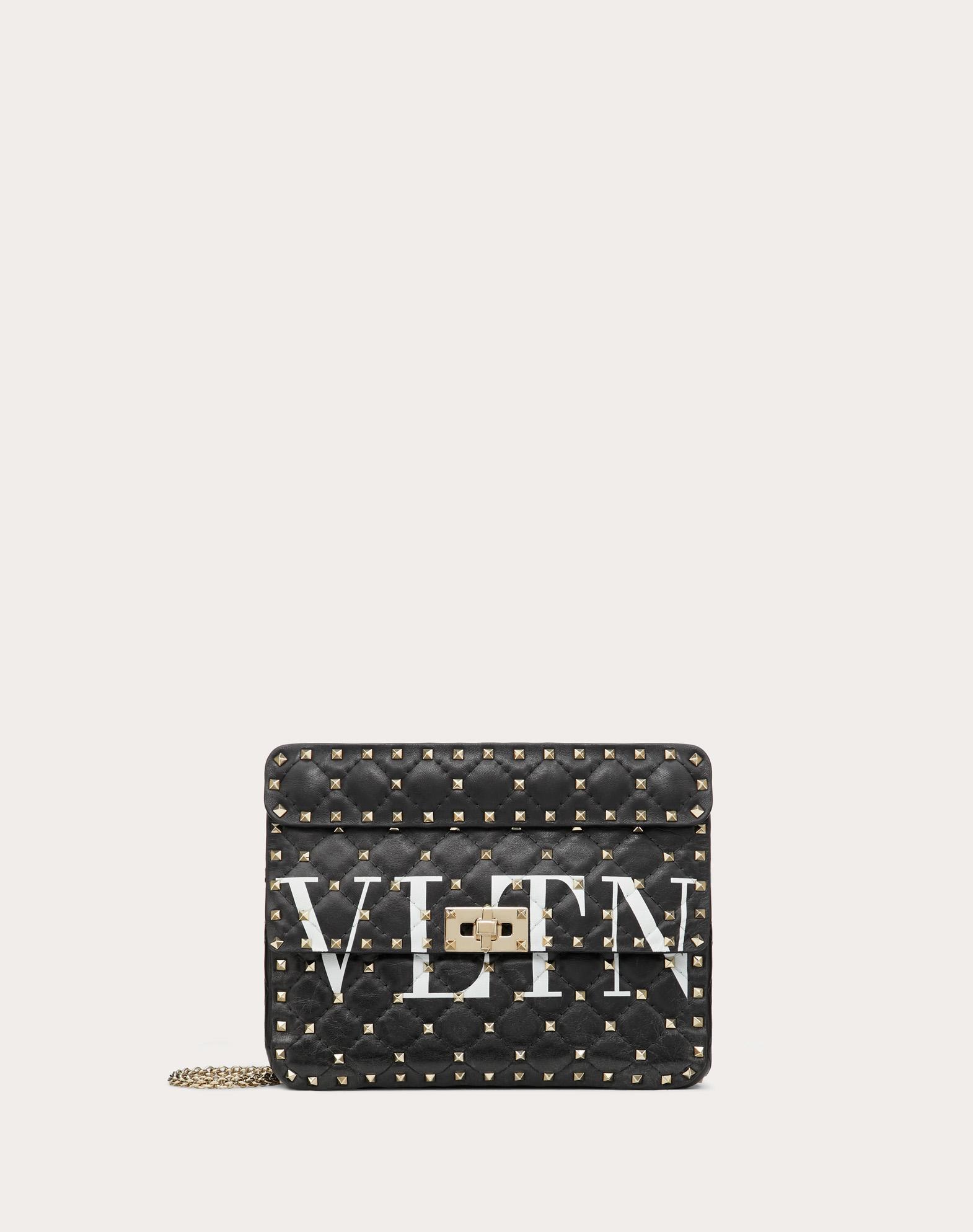 Medium VLTN Rockstud Spike.it Bag