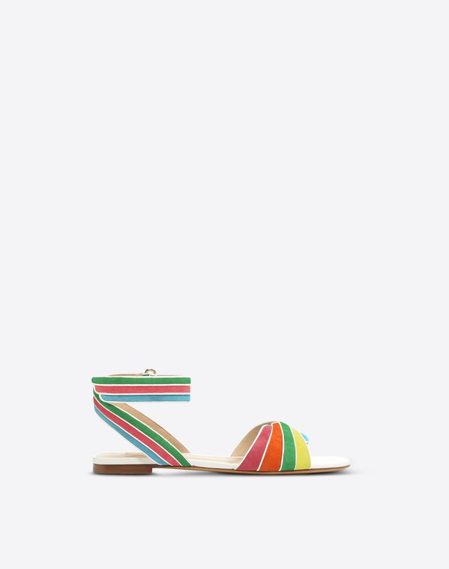 Multi-colour Sandal