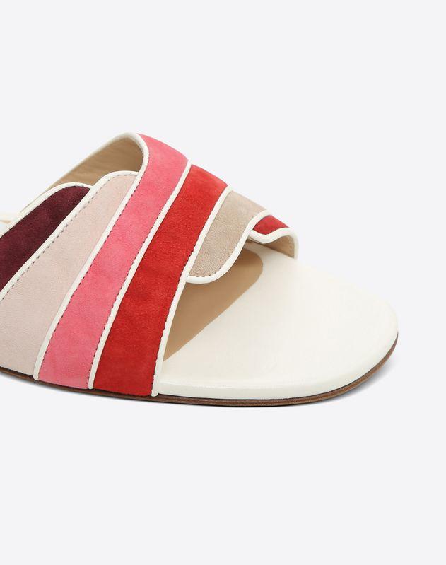 Multi-colour Sandal