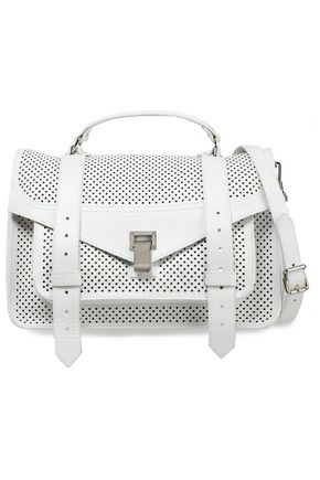PROENZA SCHOULER Perforated leather shoulder bag