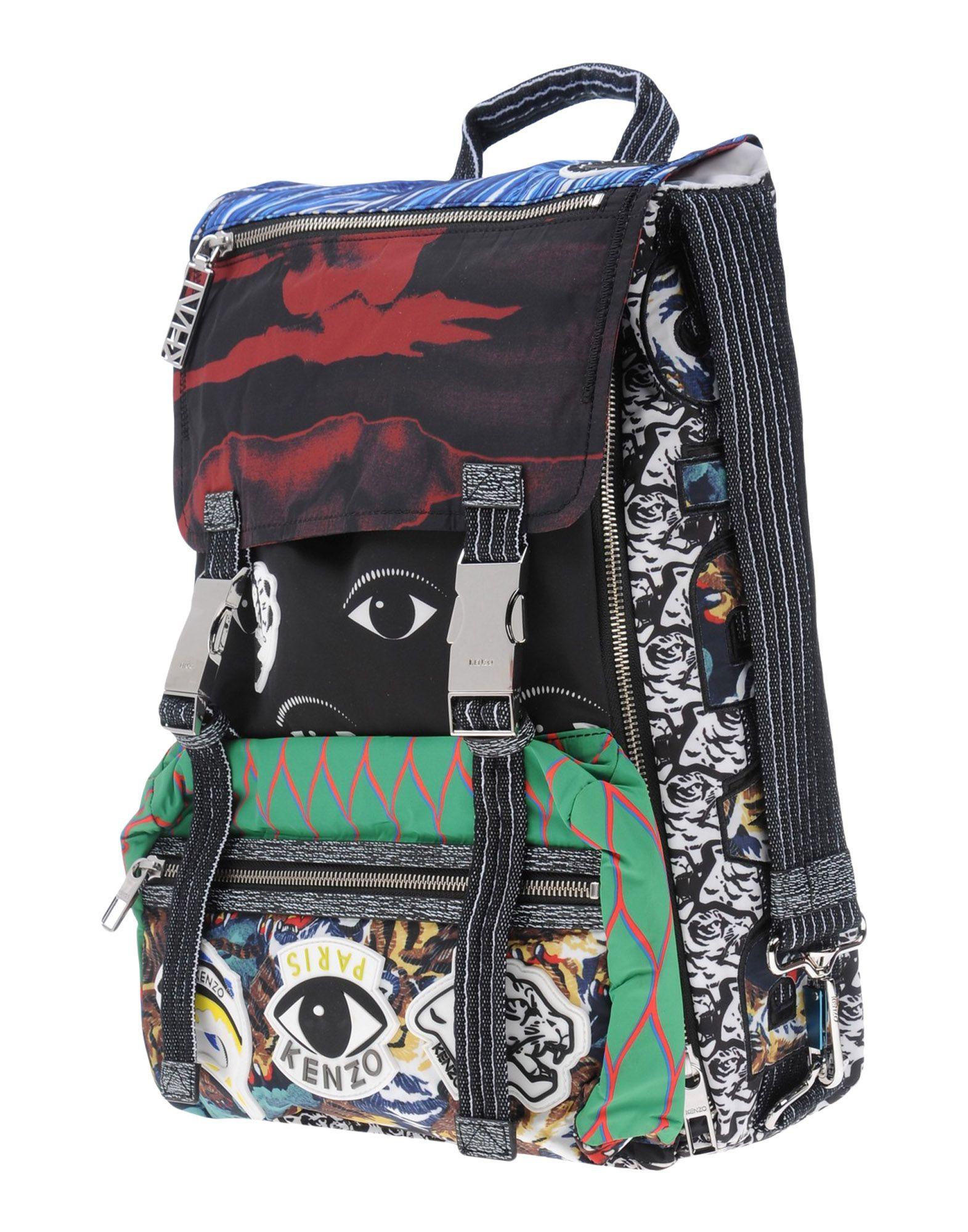 KENZO Рюкзаки и сумки на пояс kenzo