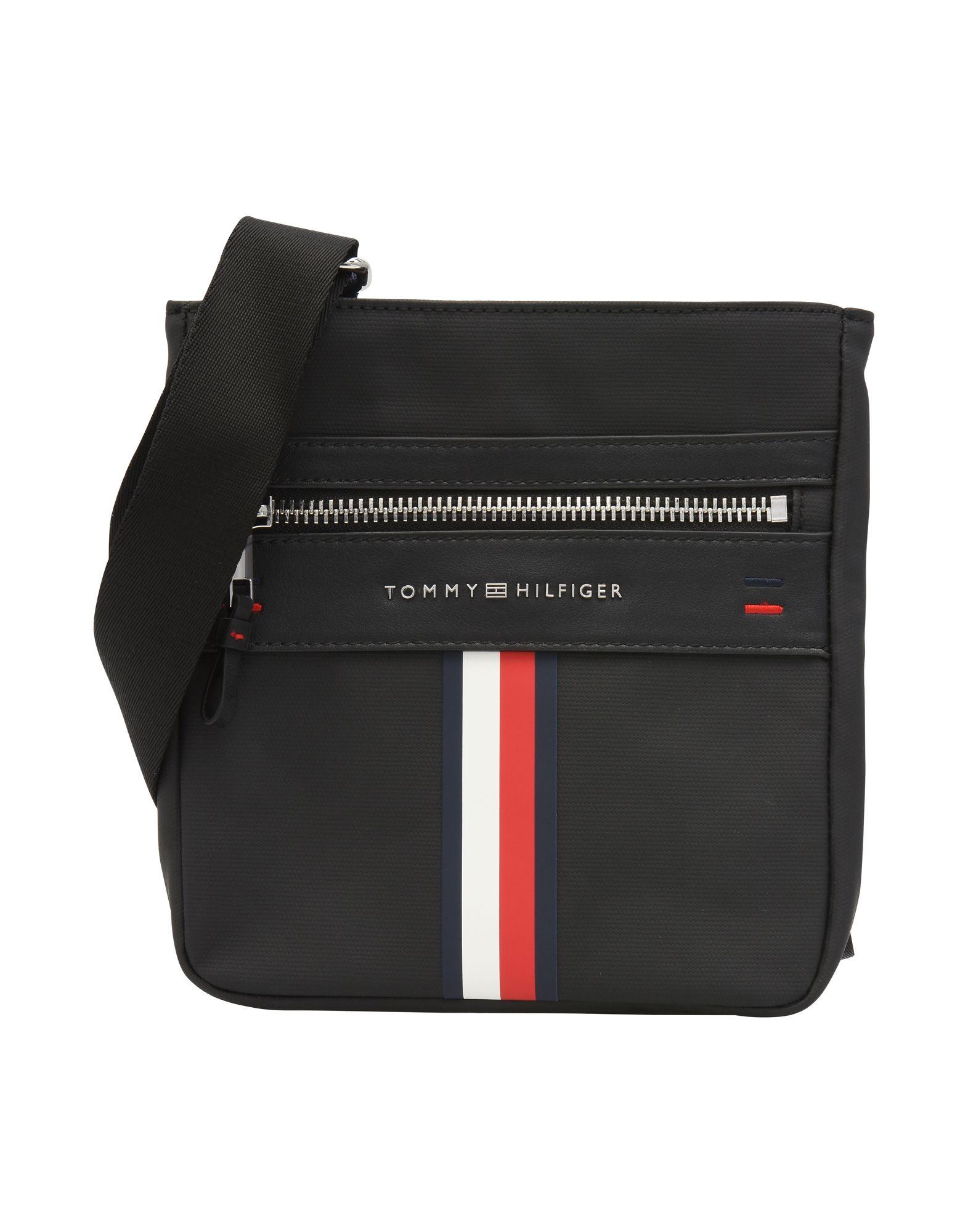 TOMMY HILFIGER Сумка на плечо сумка tommy hilfiger am0am00806 002 black