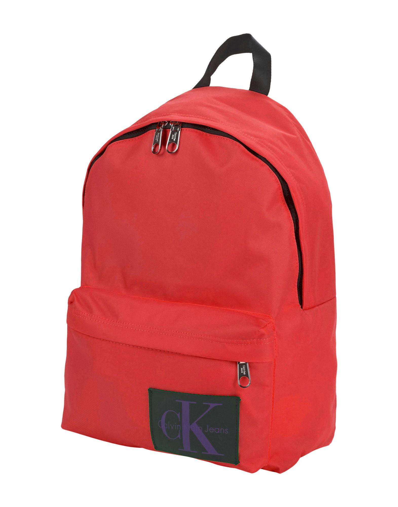 купить CALVIN KLEIN JEANS Рюкзаки и сумки на пояс по цене 4650 рублей