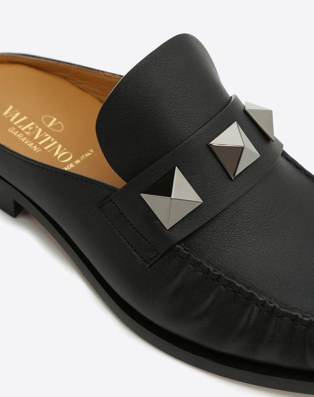 Zapatillas con macrotachuelas