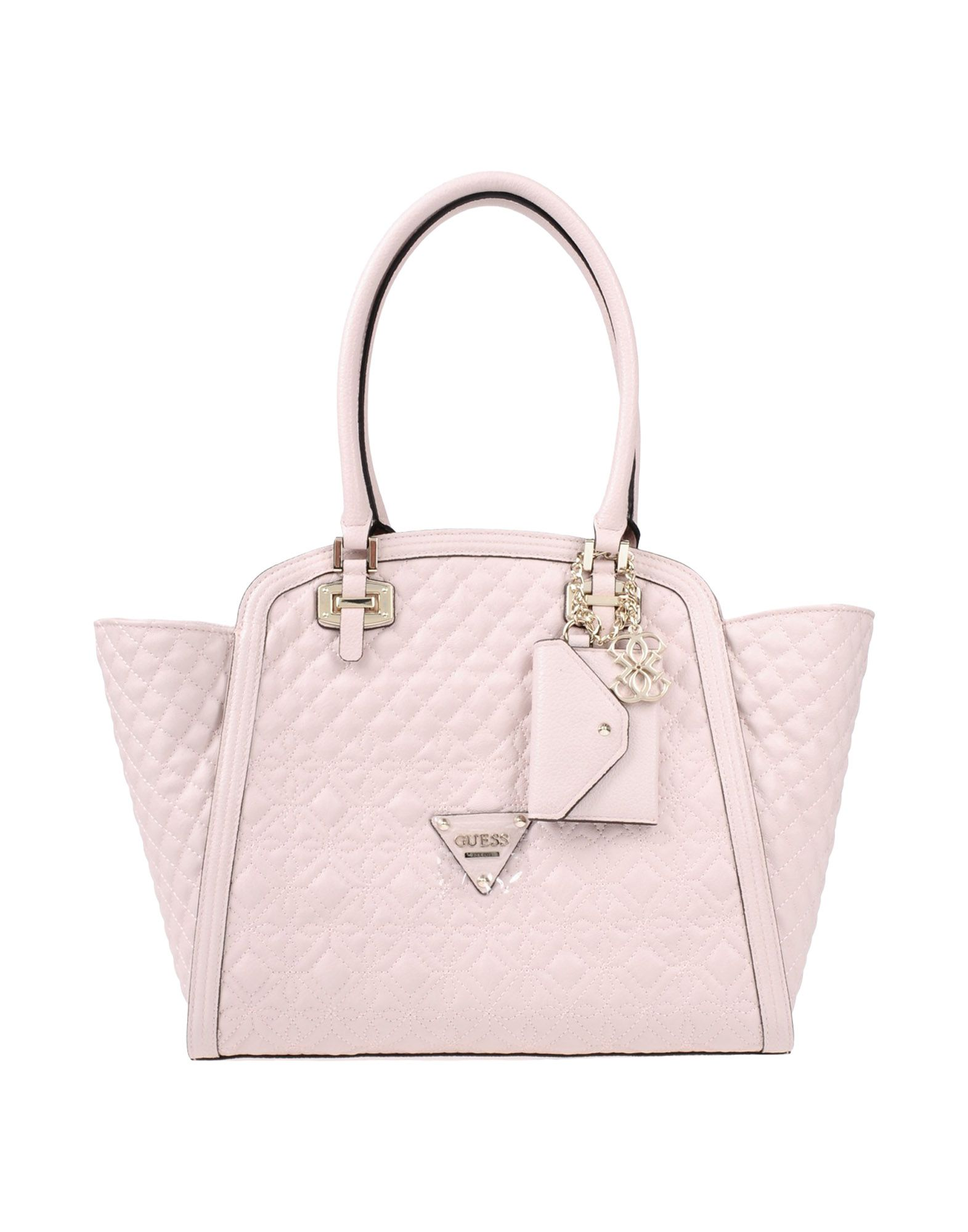 Guess Handbags In Light Pink