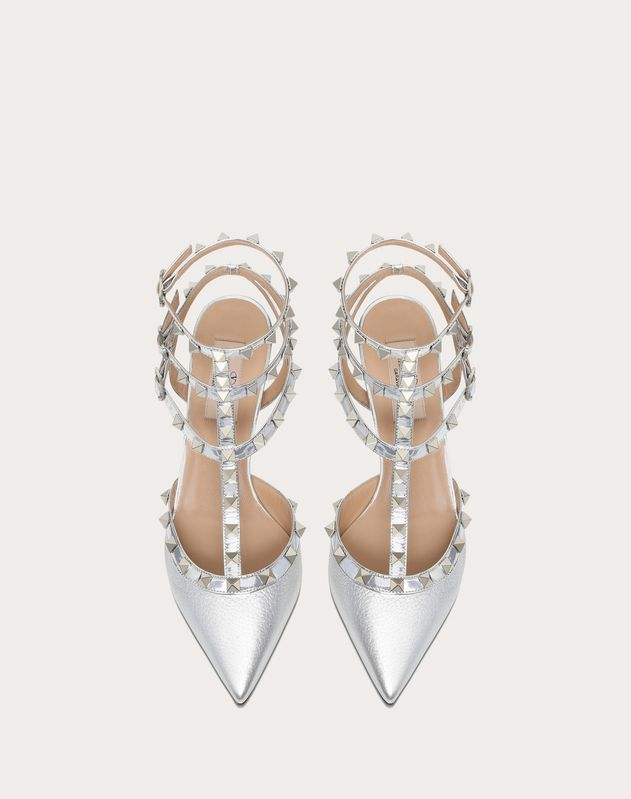 Metallic Cage Rockstud Pump 65mm