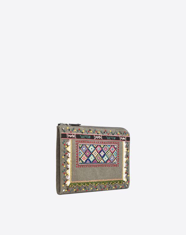 刺绣公文包