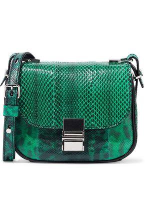PROENZA SCHOULER Tiny Kent python shoulder bag