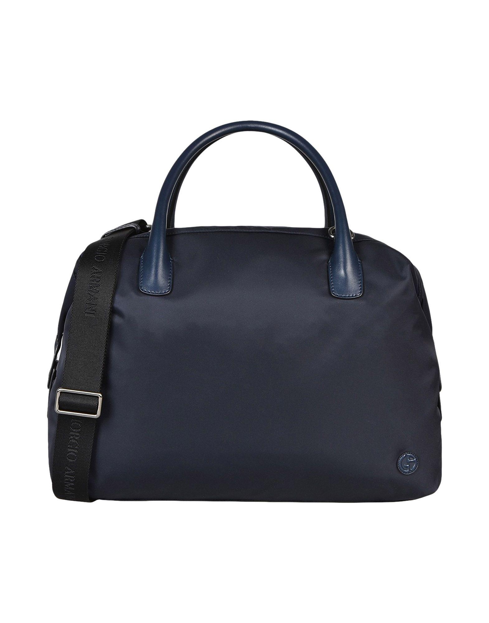 GIORGIO ARMANI Деловые сумки плечевой ремень триммера 1800sp td