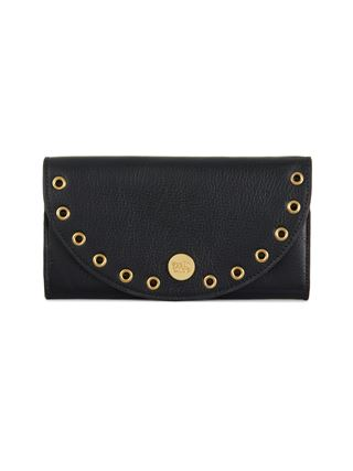 Kriss long wallet with flap