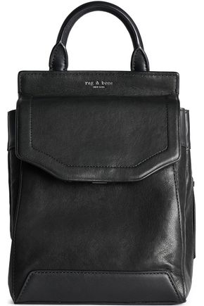 RAG & BONE Pilot leather backpack