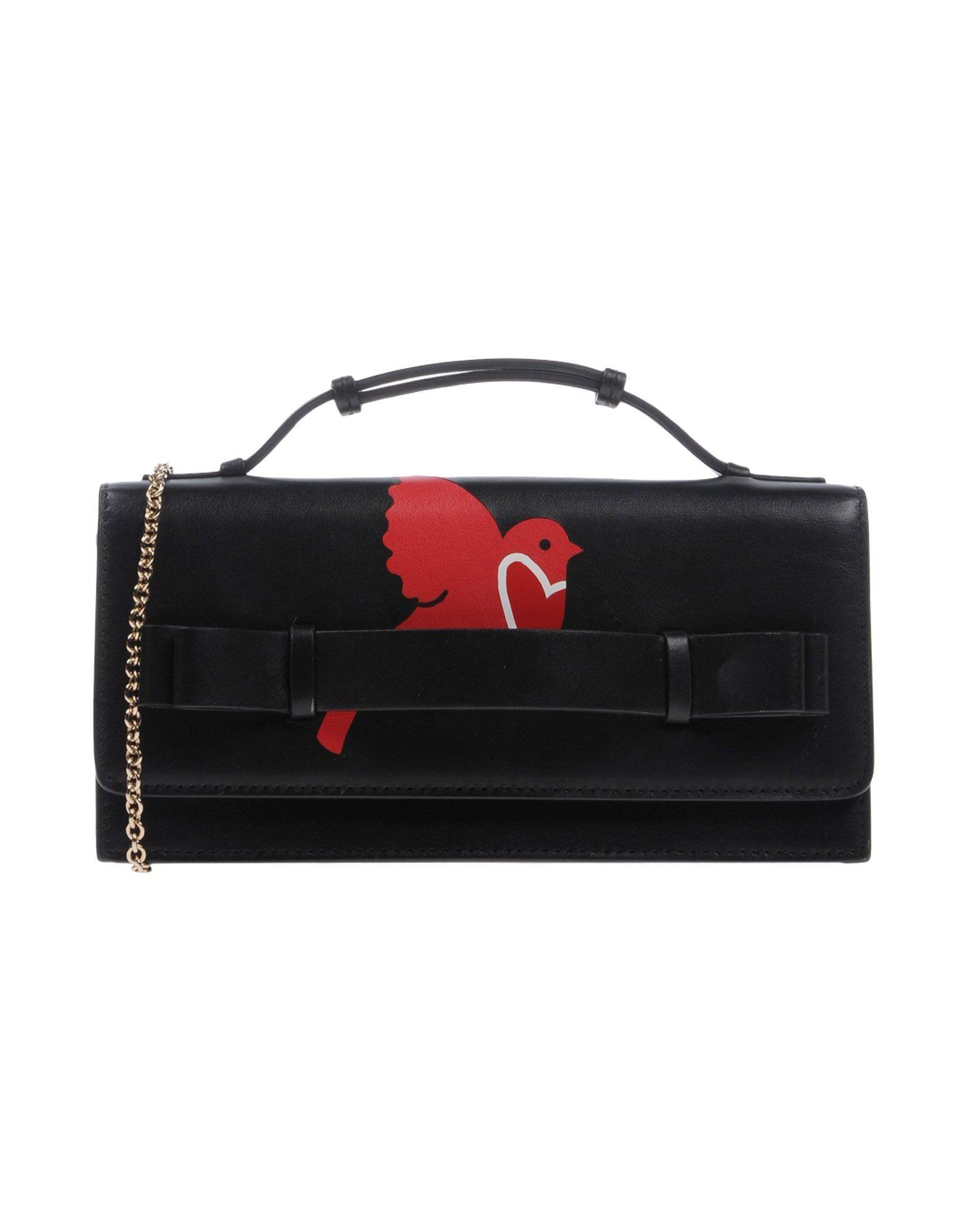 RED(V) Сумка на руку red v сумка на руку