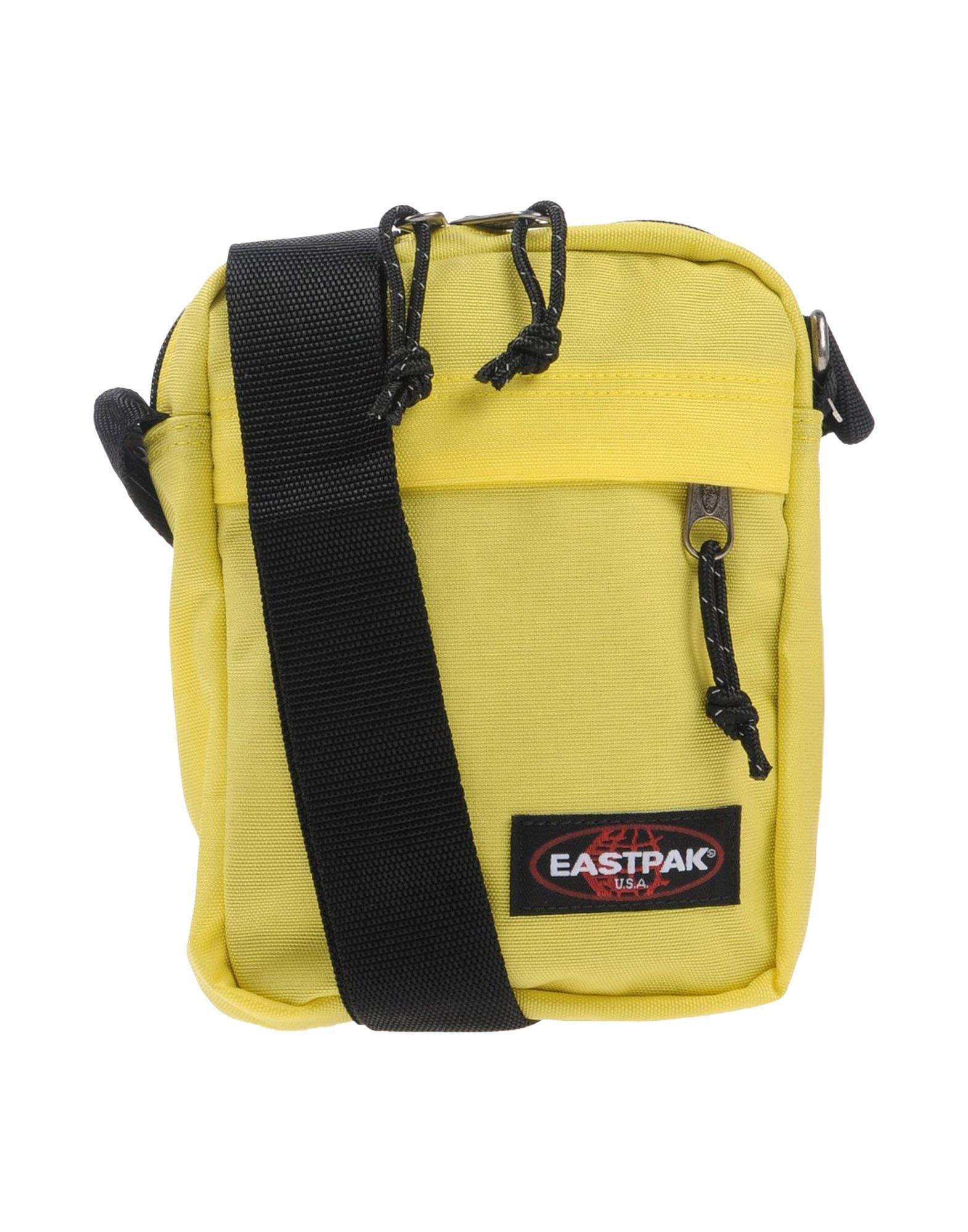 《送料無料》EASTPAK メンズ メッセンジャーバッグ ビタミングリーン 紡績繊維
