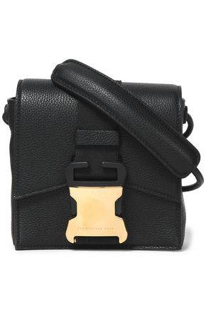 CHRISTOPHER KANE Textured-leather shoulder bag