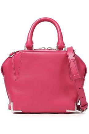 T by ALEXANDER WANG Emile mini leather shoulder bag