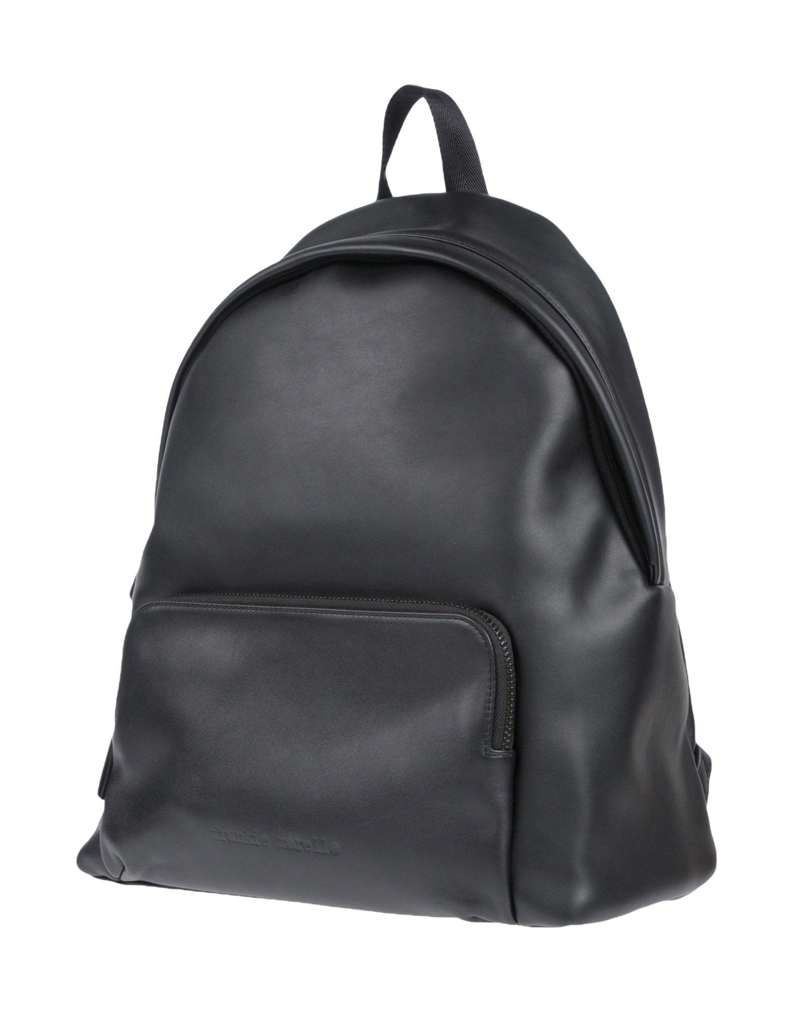 FRANKIE MORELLO Рюкзаки и сумки на пояс мужские сумки