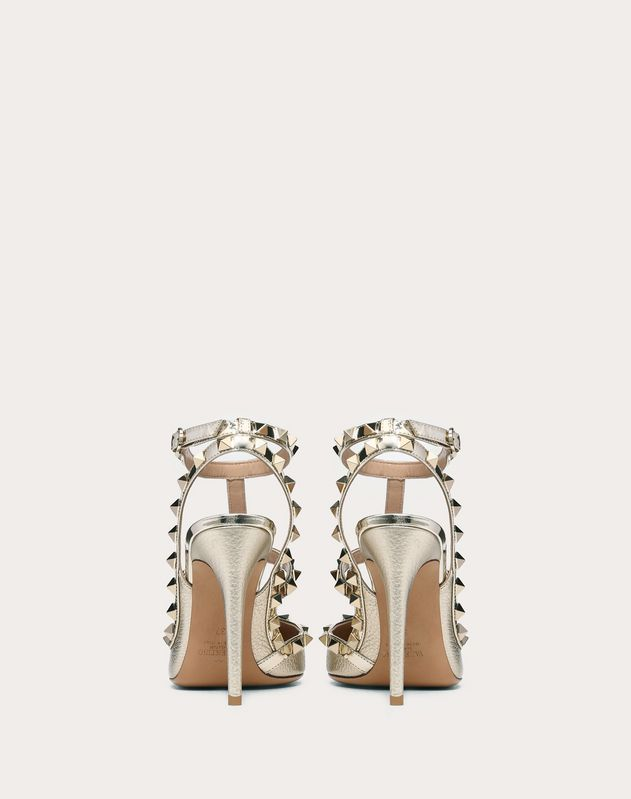 Metallic Cage Rockstud Pump 100mm