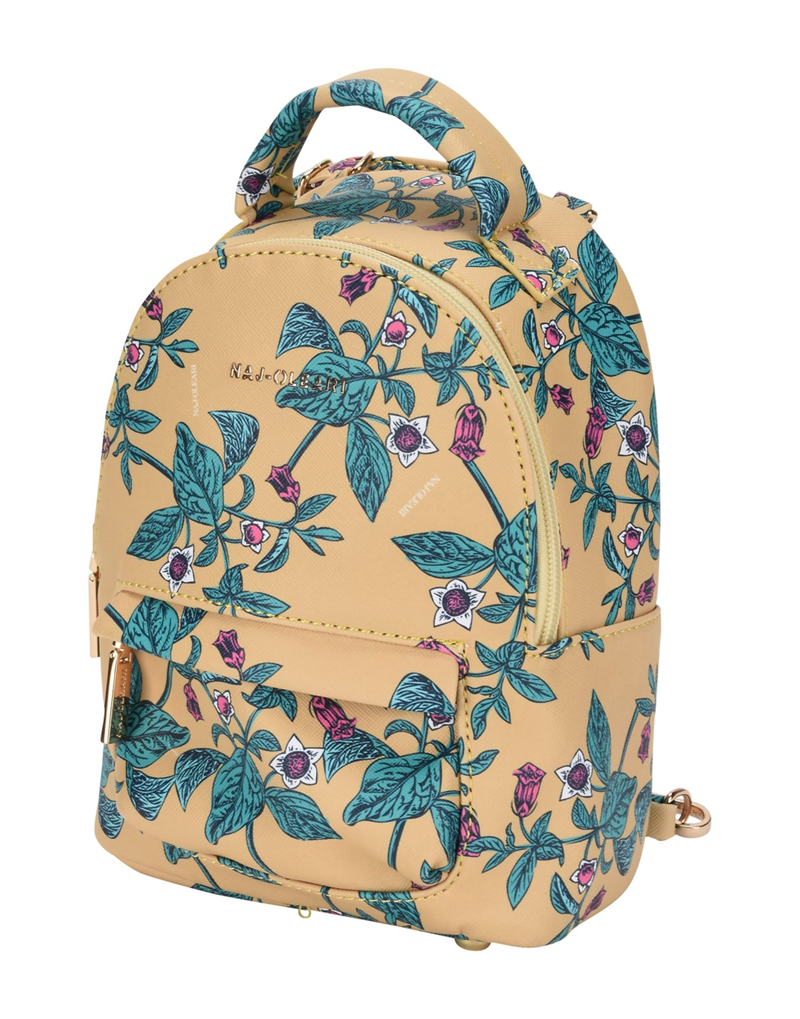 NAJ-OLEARI Рюкзаки и сумки на пояс naj oleari beauty case