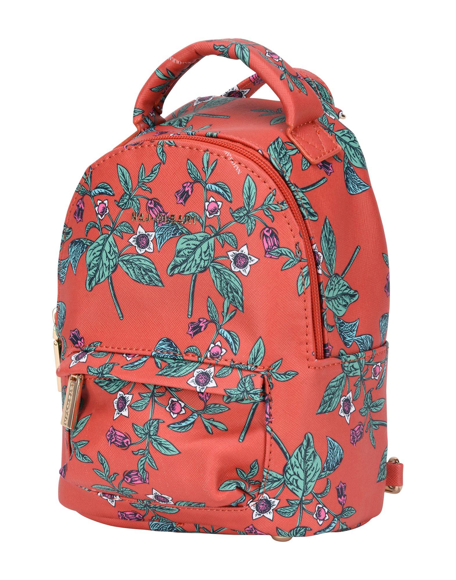 NAJ-OLEARI Рюкзаки и сумки на пояс naj oleari бикини