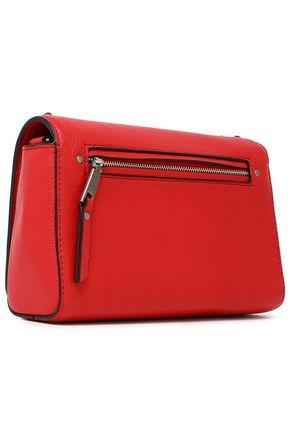 e58902142584 ... MARC JACOBS Crystal-embellished leather shoulder bag