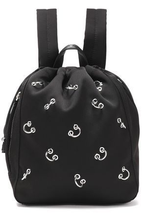 3.1 PHILLIP LIM Go-Go ring-embellished shell backpack