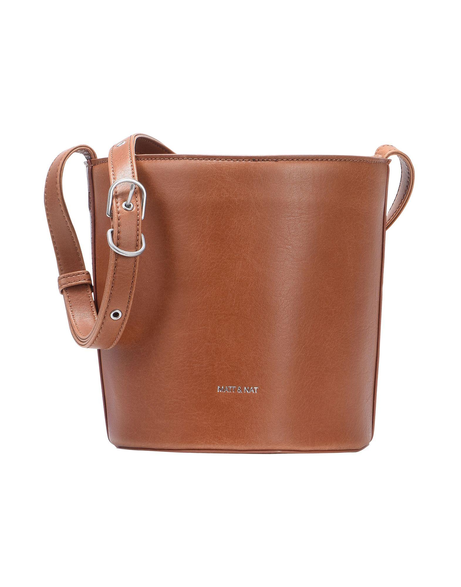 MATT & NAT Cross-Body Bags in Brown