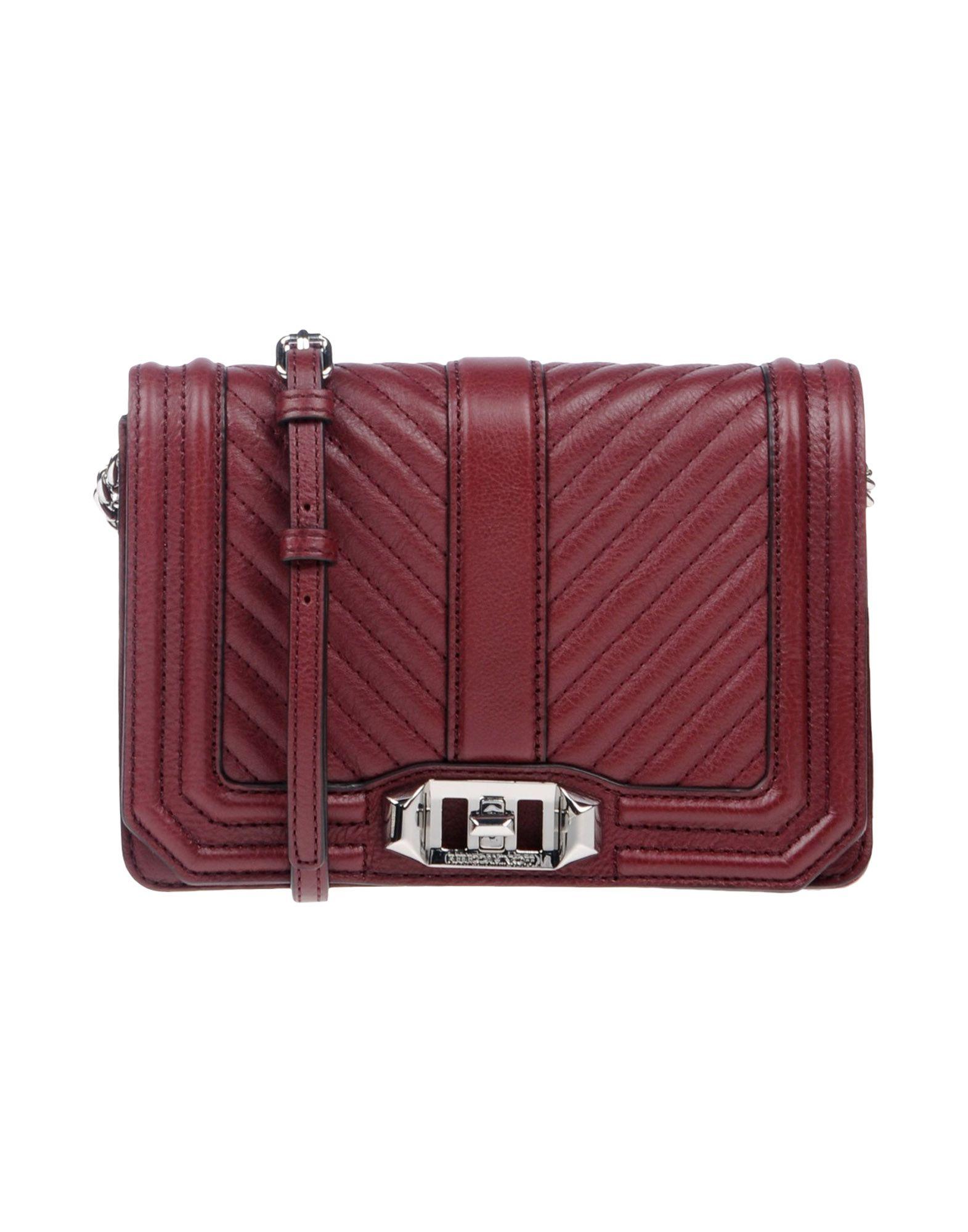 REBECCA MINKOFF Сумка через плечо сумка rebecca minkoff hc36ipbx15 415