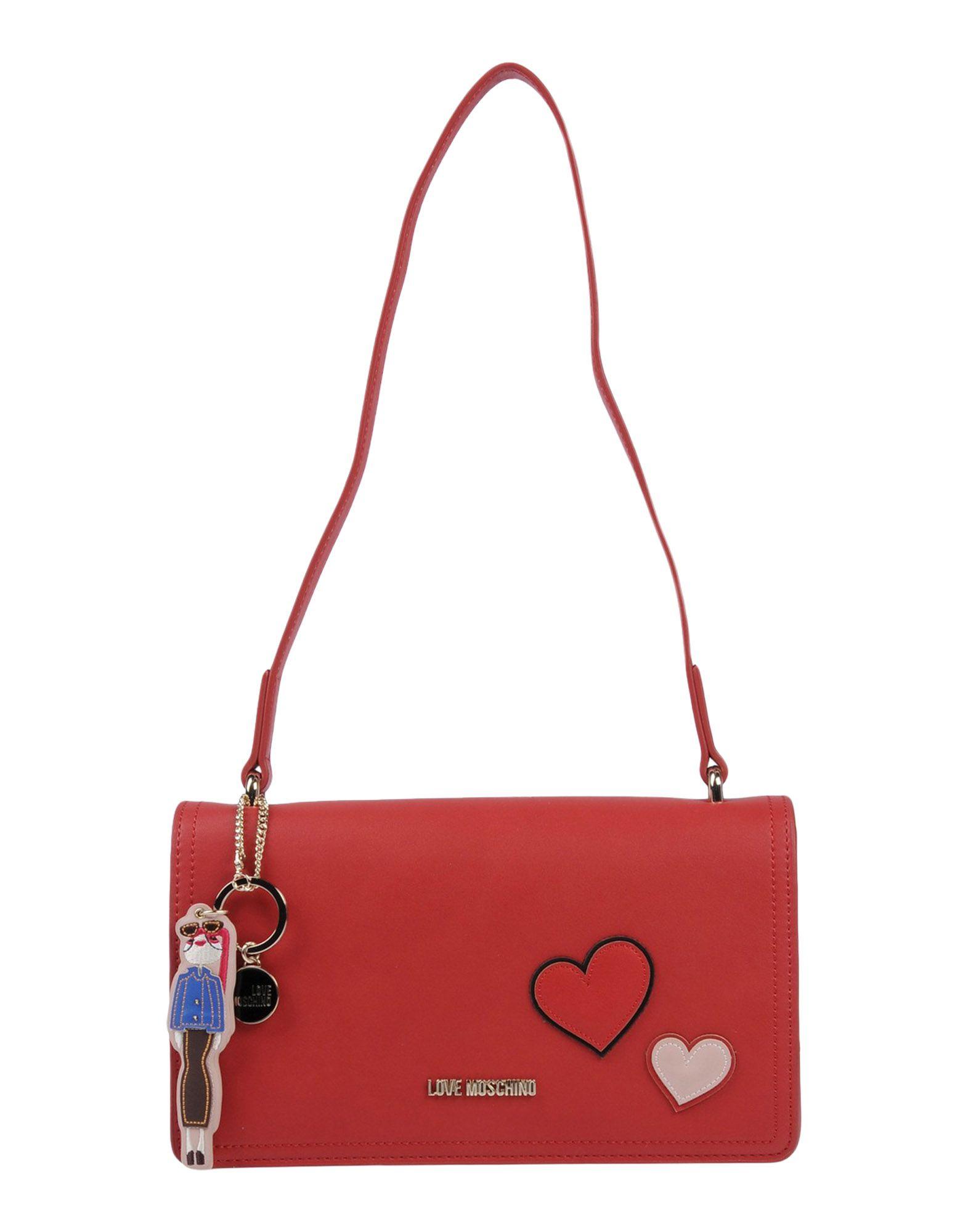 LOVE MOSCHINO Сумка на плечо сумка love moschino love moschino lo416bwaevh8